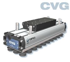 Cajones de vacío CVG COVAL