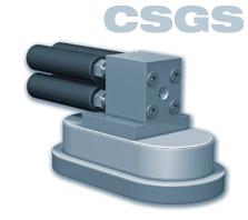 Bag handling system CSGS COVAL