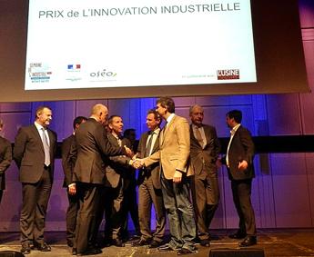 COVAL Galardonada con el Premio a la Innovación Industrial de la región Ródano - Alpes